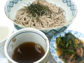 20100707-会社で料理-七夕なので細く永く..のザル蕎麦-02-出来上がり.jpeg