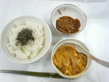 20130422-会社で料理-玉子丼のわかれでノンオイルの昼食-06-出来上がり.jpeg