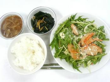 20130530-会社で料理-鶏の南蛮漬け洋風サラダ-07-出来上がり.jpeg