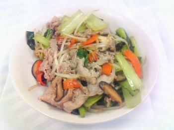 20160308-会社で料理-さっぱり味の肉野菜炒め-08-出来上がり.jpeg